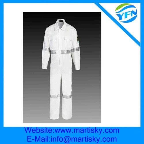 Fire Retardant Coverall Workwear UniformJumpsuit Safety Coveralls Manufacture