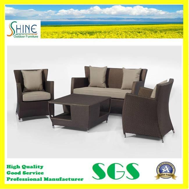 Hot Sale Patio Set Rattan Sofa Set SFM3150721-01