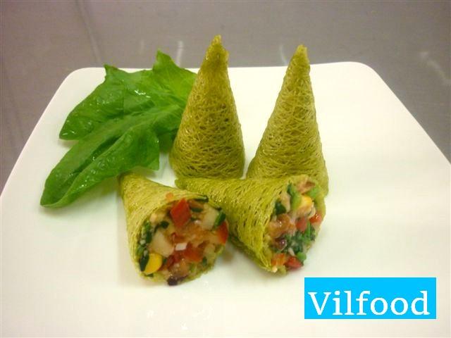 Vegetable Cone
