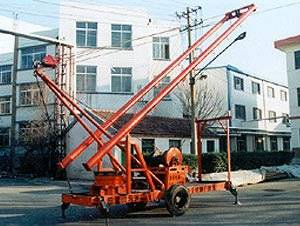 Engineering and water-well drilling rig YF-BZ-YT300A