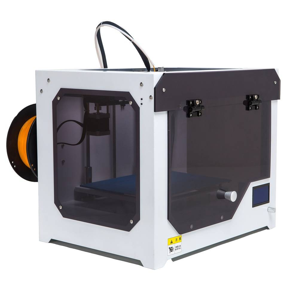 Manufacturer Directly Sale Dual Extruders 3D Printers Desktop FDM 3D Printer Mac