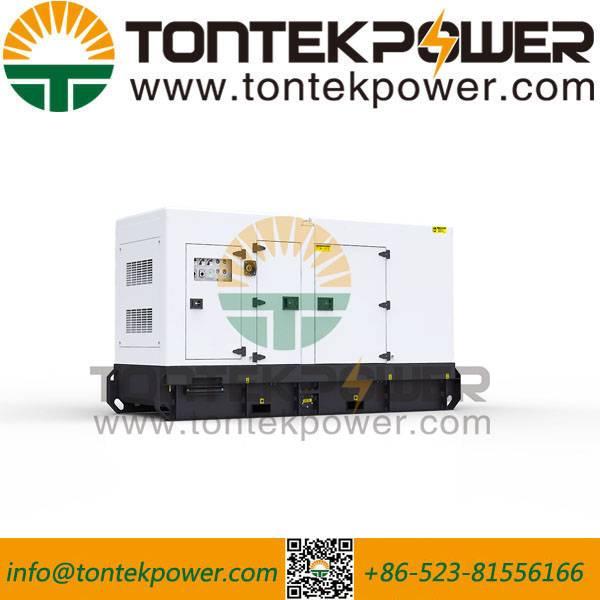 80kW Water Cooling Super Silent Diesel Engine Generating Set