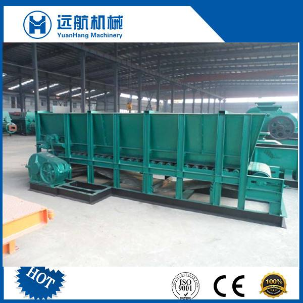 Full Steel Box Feeder in Brick Making Machine Line