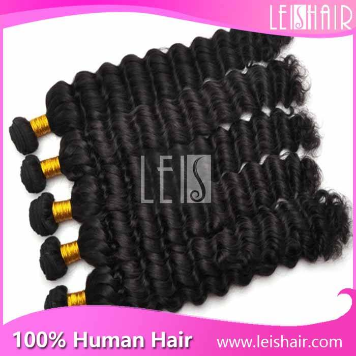 100% 5a unprocessed virgin malaysian curly hair