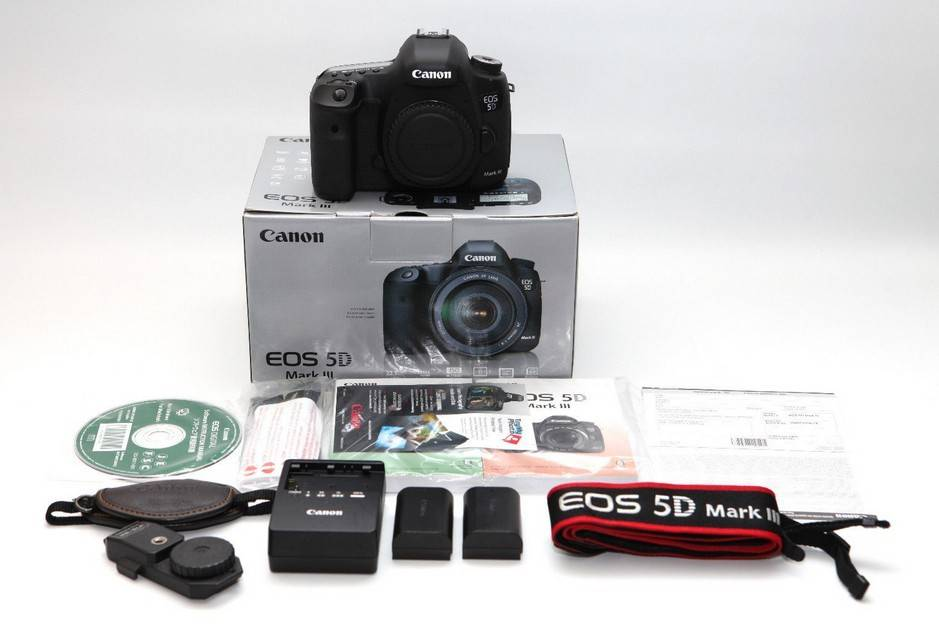 Wholesale Authentic Canon EOS 5D Mark III EF 24-105mm f/4L IS USM Camera Kit