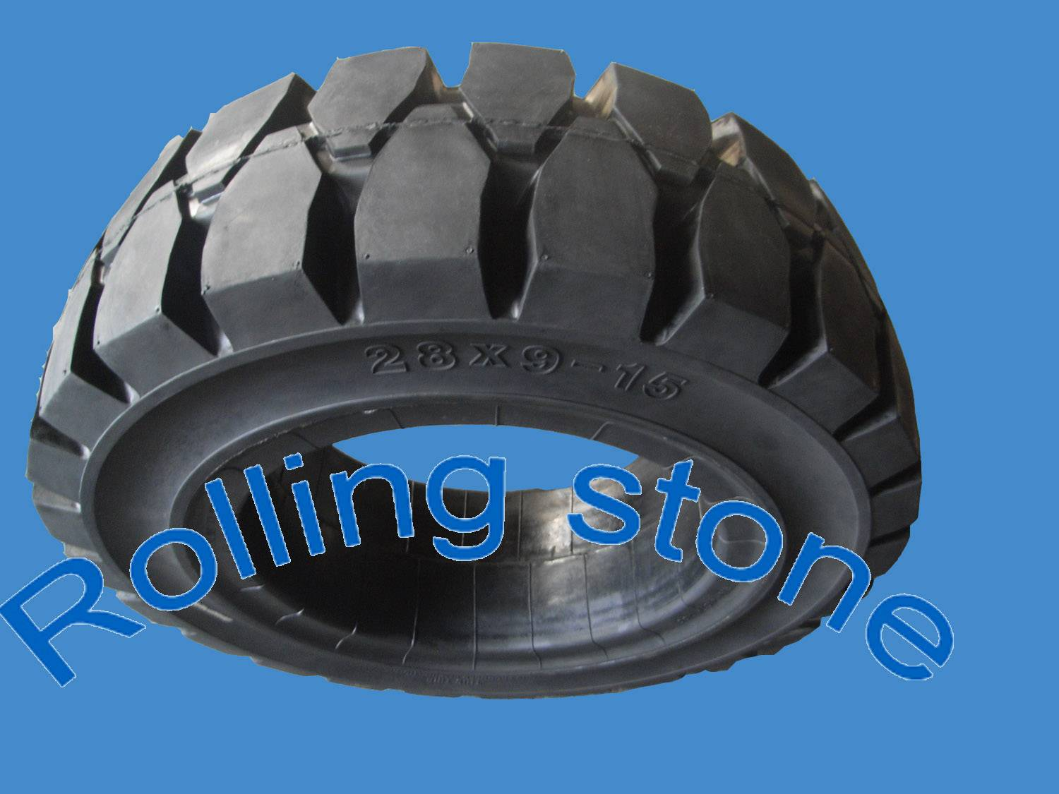 Forklift Solid Tyre (23X9-12)