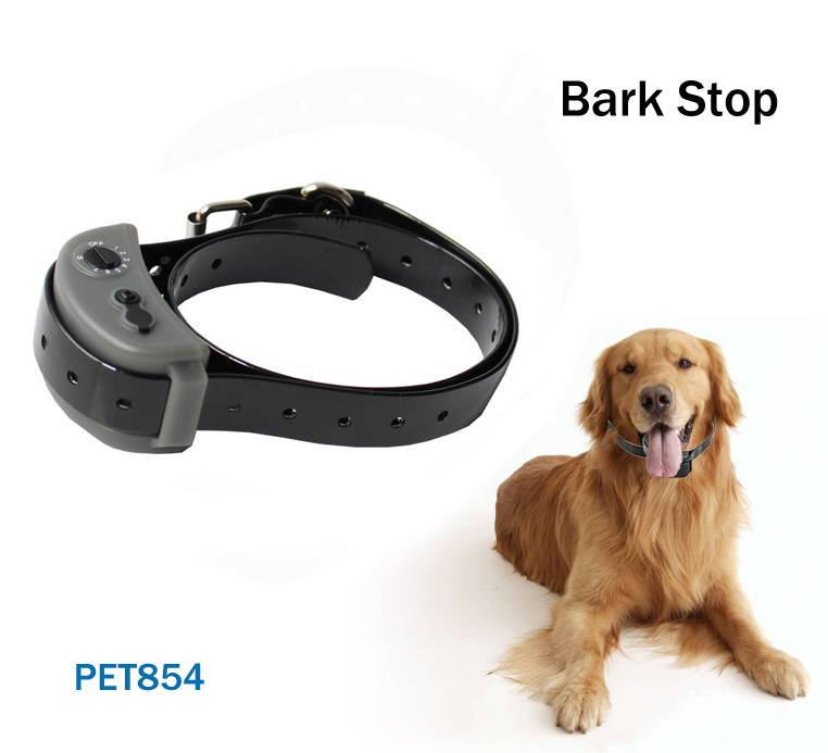 Waterproof and Rechargeable Dog Bark Collar PET854