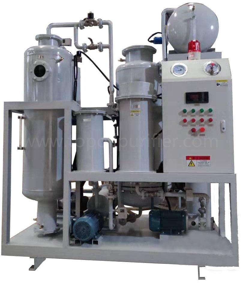 TYS Series Oil Decoloration Vacuum Oil Purifier