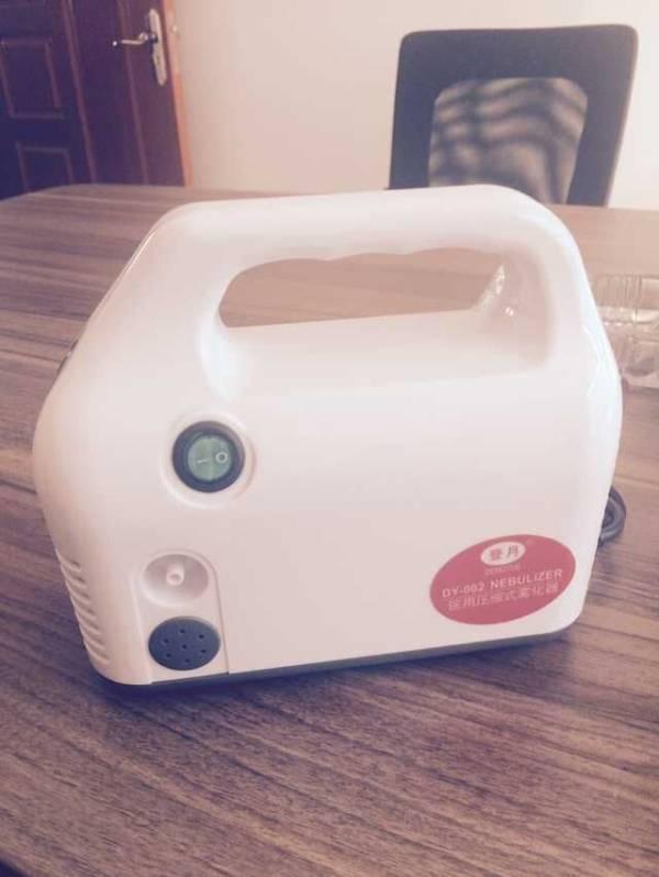 CE Portable compressor nebulizer