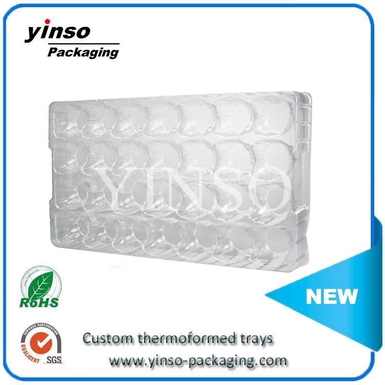 Customized Thermoformed Large Plastic Tray