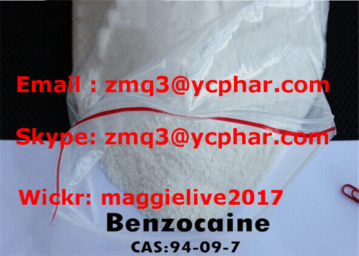 Benzocaine hydrochloride CAS 23239-88-5 Local Anaesthetic Agents