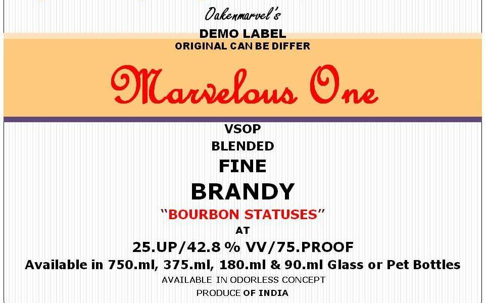 FineBrandy (Bourbon Statuses/Raisin Flavored)