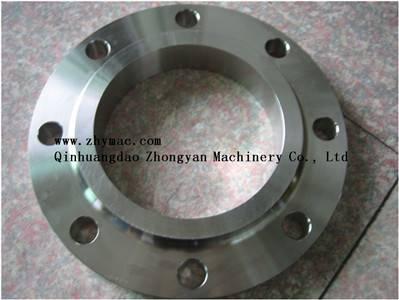 ANSI forged carbon steel flange