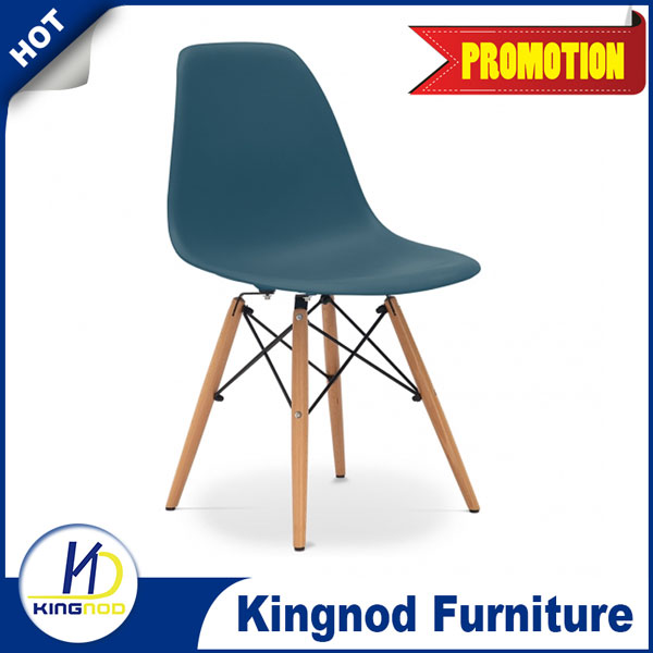 Wholesale Eiffel Retro Replica Beech Plastic Eames PP Chair C-173