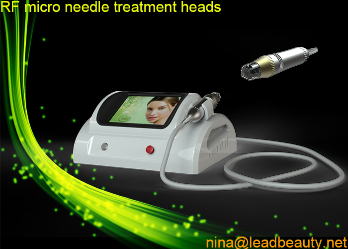 RF fractional microneedle skin beauty machine