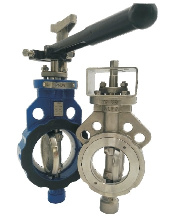 High-Performance Double Eccentric Butterfly Valve