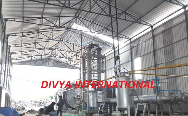 Oil Production Machine in India