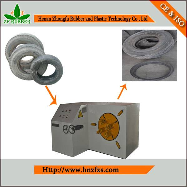 Tyre Recycling Plant--Tire Bead Cutting Machine