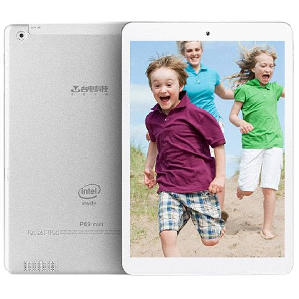 Teclast P89 Mini Intel Z2580 7.9 Inch IPS Screen Dual Core Tablet PC 5.0MP Android 4.2 1GB/16GB GPS