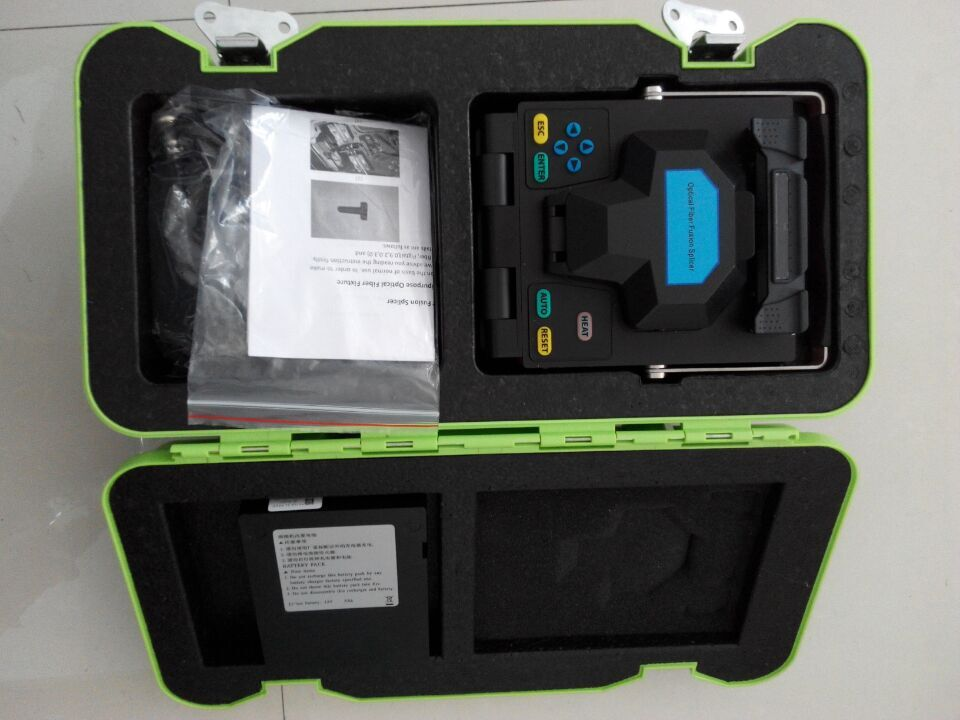 ST3100B Digital Fiber Fusion Splicer