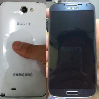 Galaxy S4 and Note2 Refurbish