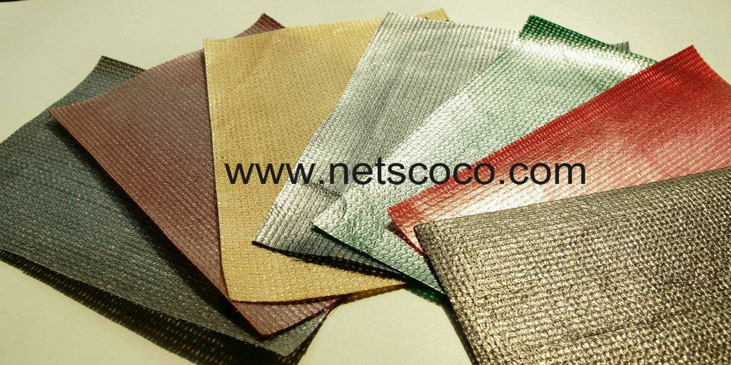 Netscoco Waterproof Shade Cloth Fabric / WP Shade Cloth
