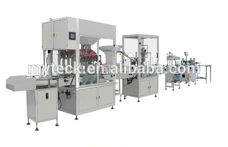 Automatic body wash filling machine for sale
