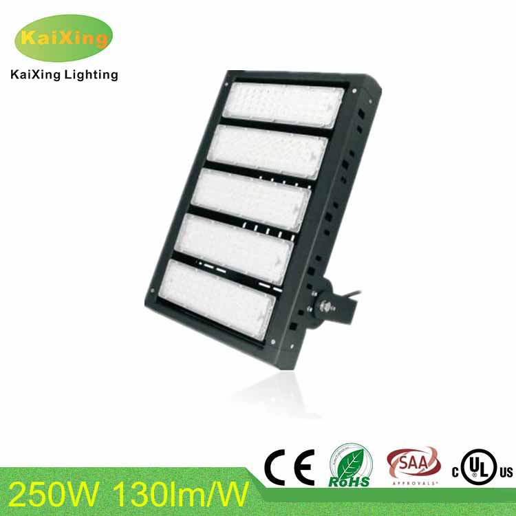 led floodlight 250W color changing outdoor led flood light
