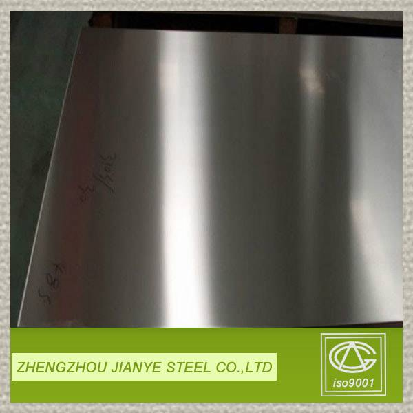 China professional supplier AISI ASTM 2B BA 304 201 316 430 stainless steel plate sheet