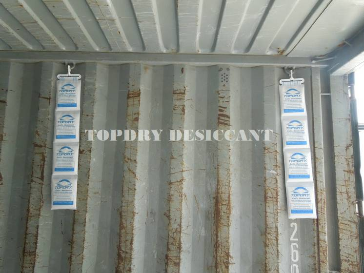 Container Desiccant Dryer