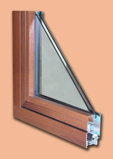 Customized aluminum window extrusion profiles