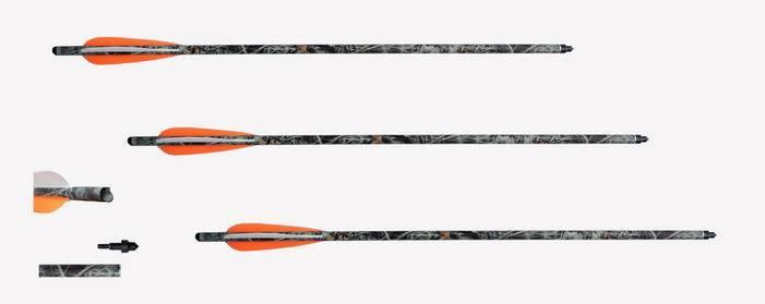 A500 carbon arrow