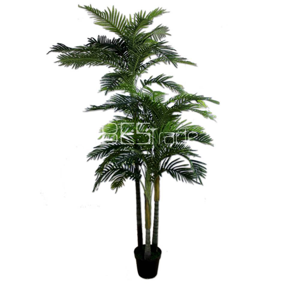 2016 new item indoor decorative artificial plant bonsai palm tree