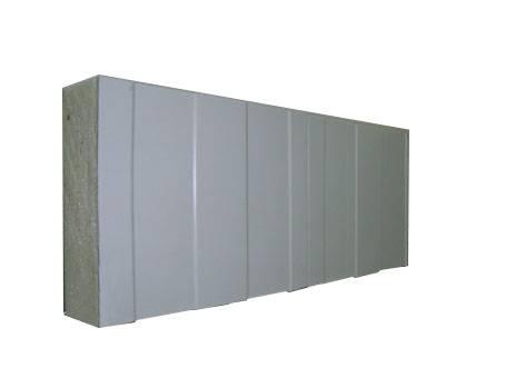 PU sandwich panel for wall