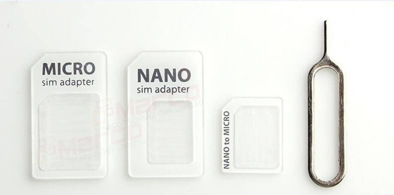 2016 Mini Sim Card Holder for i6/i7 and for Samgung