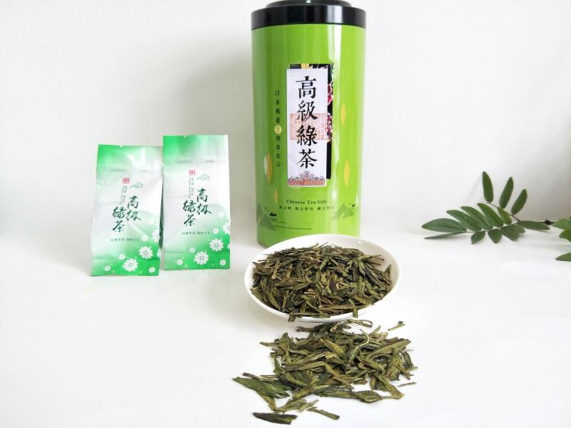 Chinese Premium non-fermented XiHuLongJing Green Tea