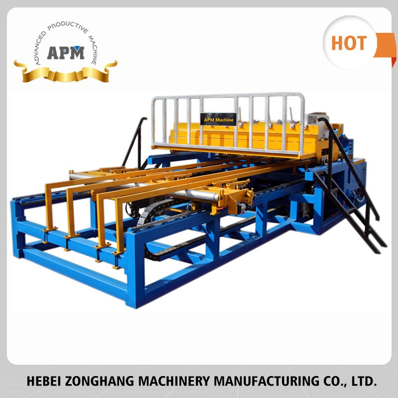 APM Welded Mesh Machine