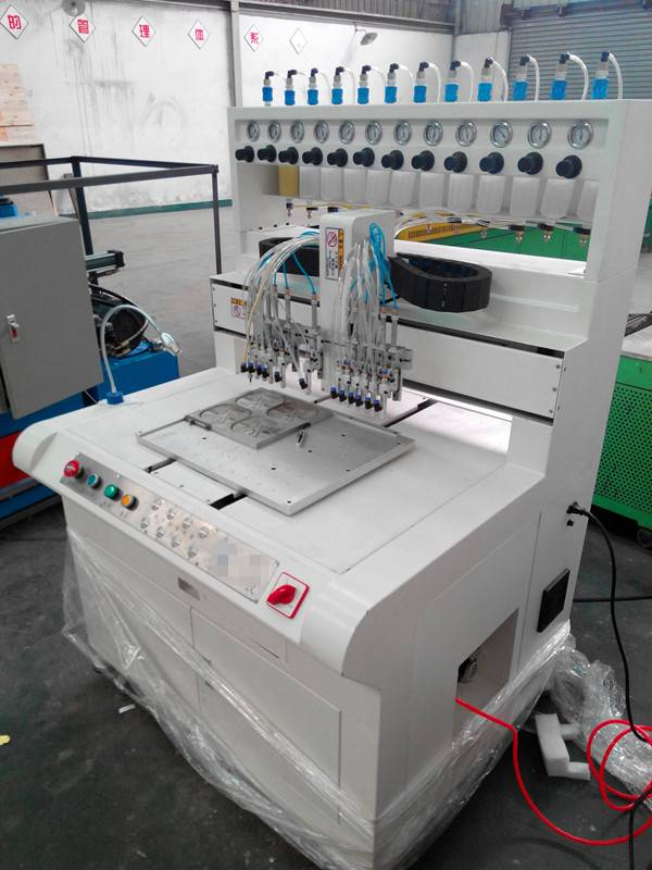 easy operating PVC dripping Machinery for label/trademark