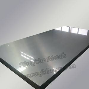 cold-rolled Stainless steel sheet