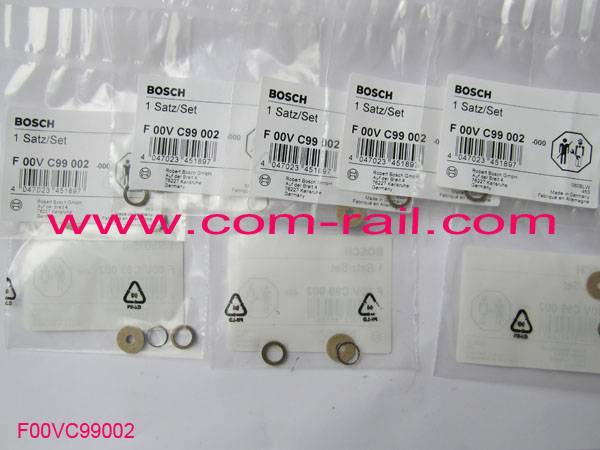 bosch common rail injector oil seal F00VC99002