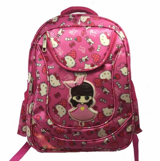 Beautiful Girls' school bag, teenager lightweighted backpack, large capacity shoulder bookbag