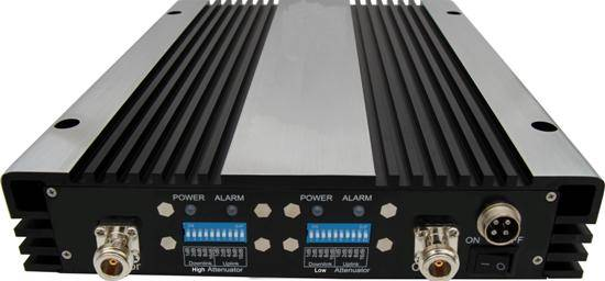 10~20dBm dual system band selective repeater