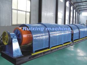 1250 Tubular stranding machine for local system 7-core twisted strand, copper wire, copper