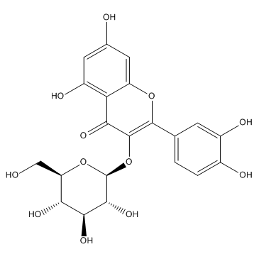 Reference Standards Isoquercitrin 482-35-9