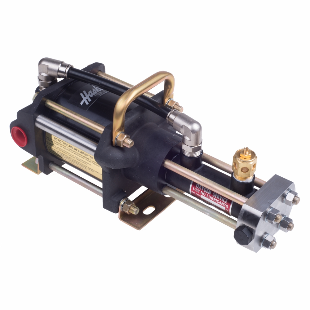 Haskel Booster Pump