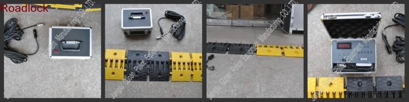 Roadblock / Police equipment / transportation equipment