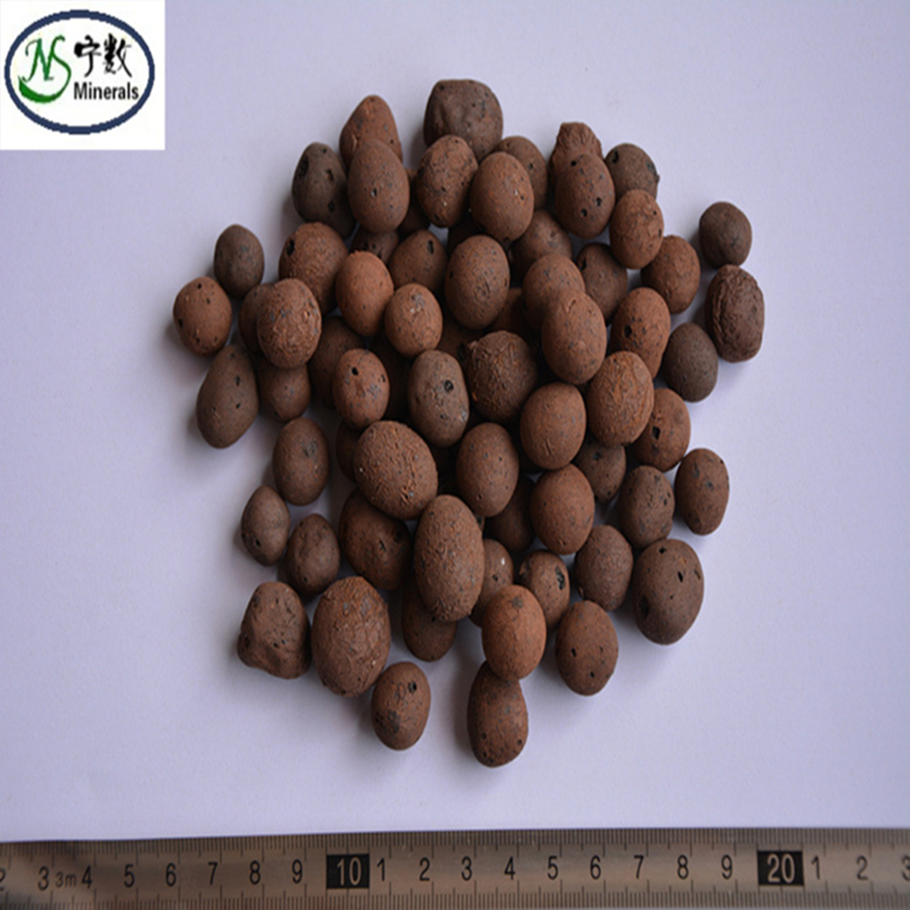 Lightweight Expanded Clay / Leca As Growing Medium for Hydroponics/ Agriculture/Horticulture, etc