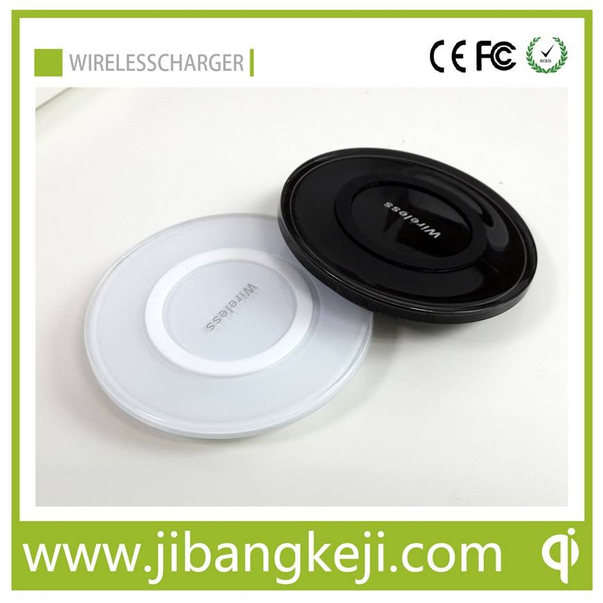 S2 Samsung S6/S6 edge Wireless charger Transmitter(Snow Pad)