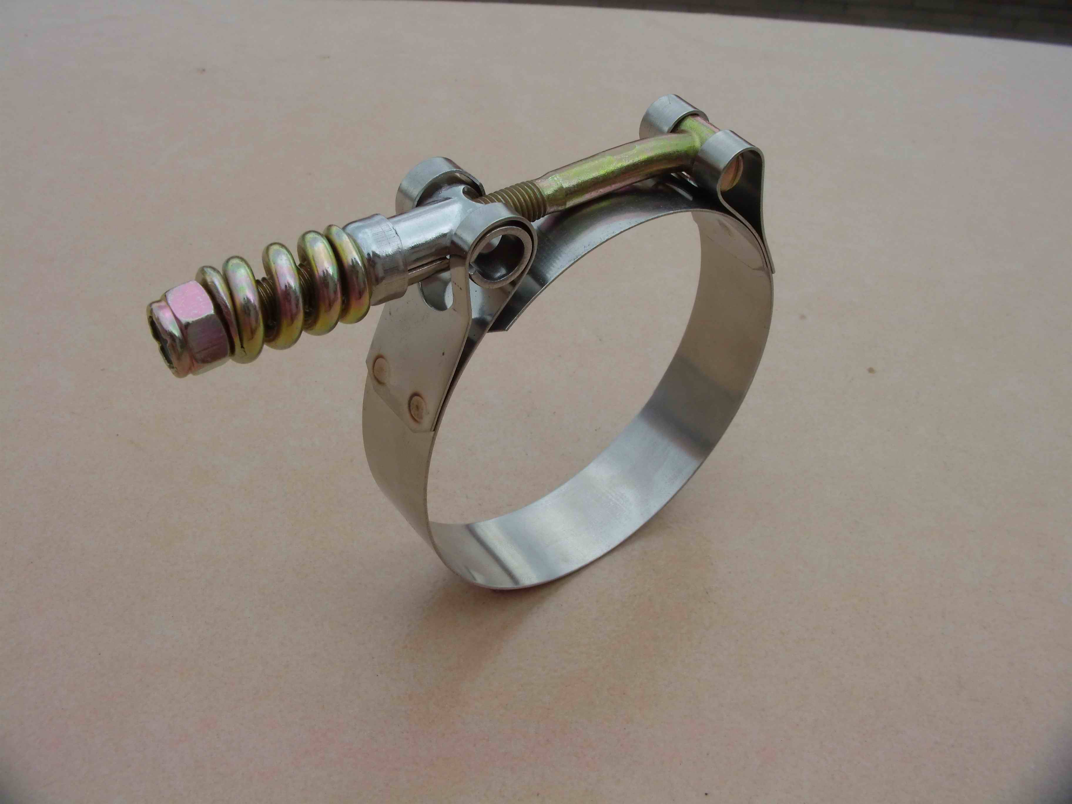 Spring-Loaded Clamps