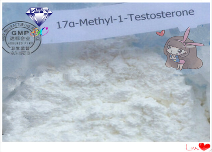 Safe Muscle Building Steroids 17a-Methyl-1-testosterone CAS 65-04-3 for male enhancement and Immune